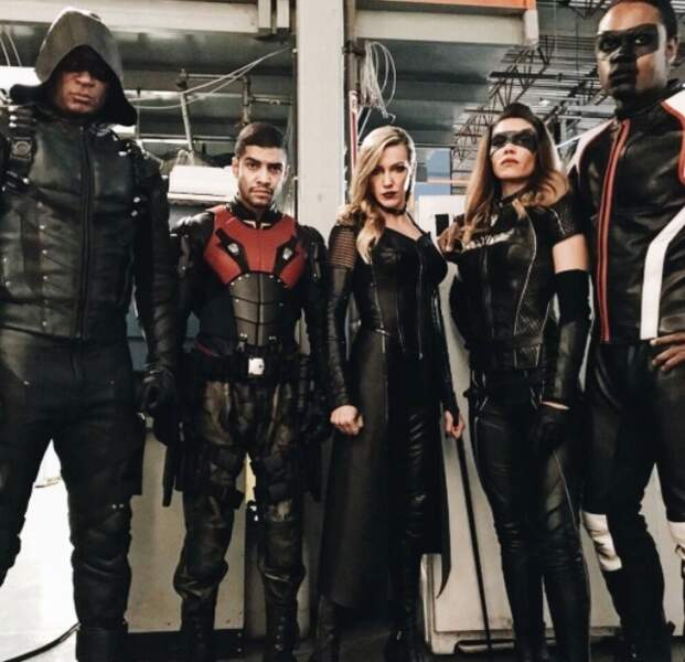 Les superhéros d'Arrow n'ont plus le temps de rigoler !