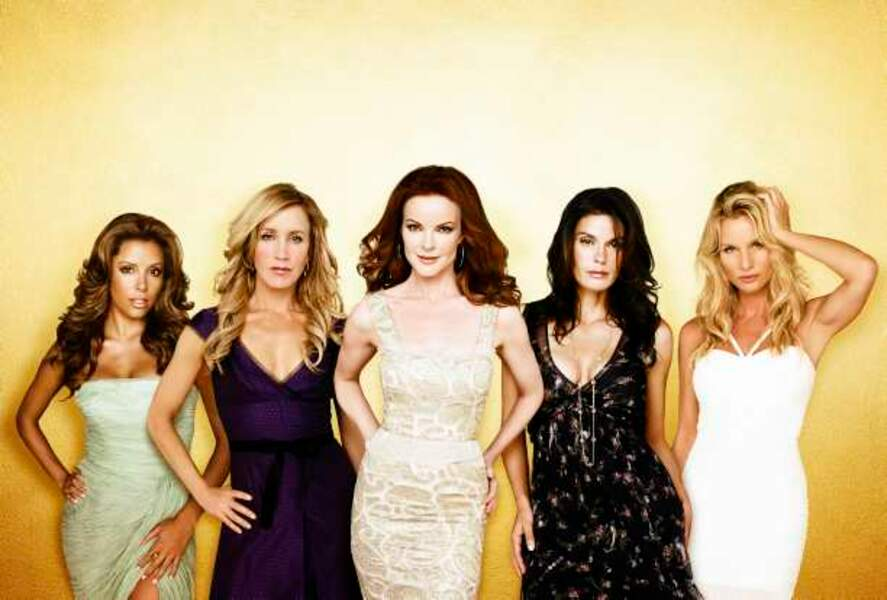 Desperate Housewives - photo de groupe