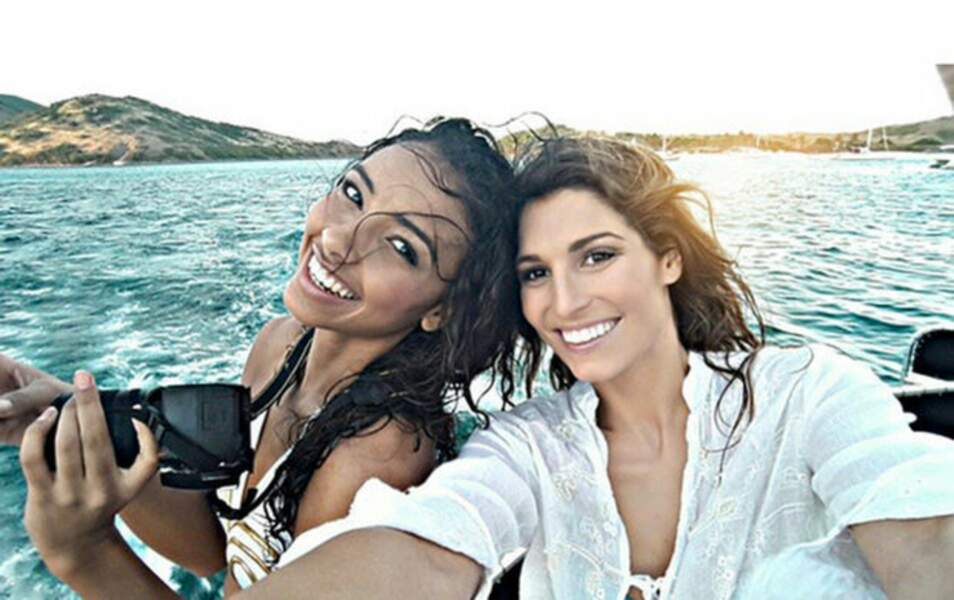 Flora Coquerel, Miss France 2014 et Laury Thilleman