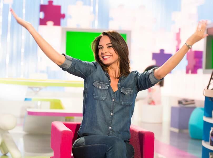 Julia Vignali quitte France 5 et Les Maternelles. Elle sera remplacée par...