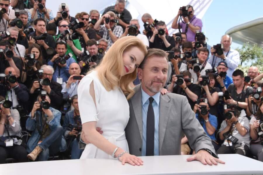 Nicole Kidman et Tim Roth, complices