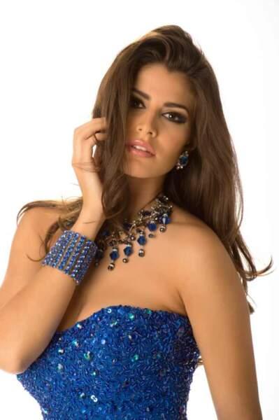 Miss Mexique (Karina Gonzalez)