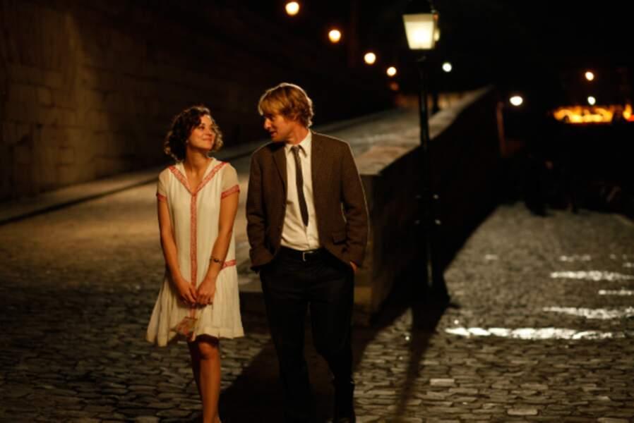 Superbe casting féminin pour Minuit à Paris (2011), avec une Marion Cotillard des années 20...