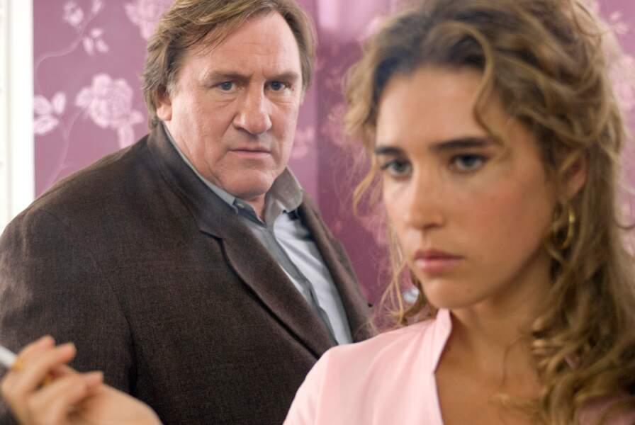 BELLAMY (2009) : elle enchaîne avec ce film de Claude Chabrol, aux côtés de Depardieu