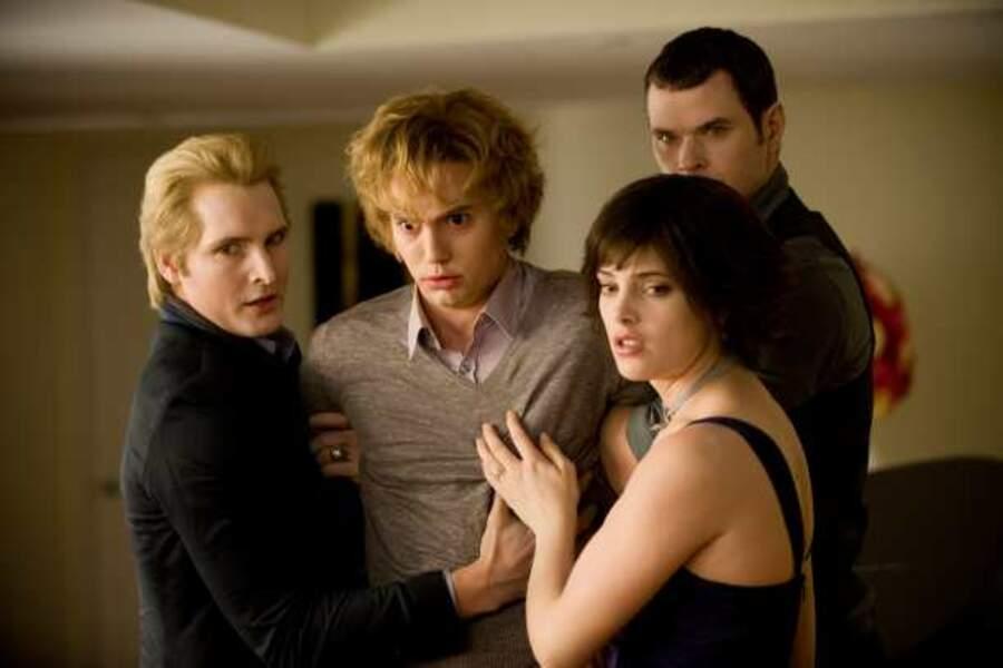 Les Cullen - Twilight chapitre 2 : Tentation