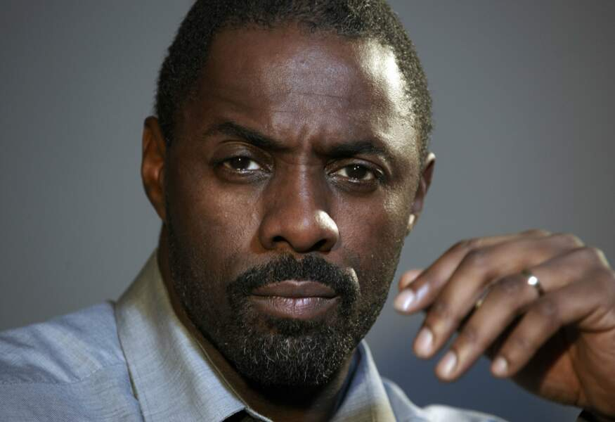 Idris Elba - Luther (Canal+)