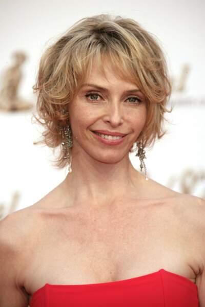 Tonya Kinzinger est aussi une habituée du festival TV de Monte Carlo. On l'y voit en 2008…