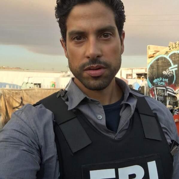 Première photo d'Adam Rodriguez dans Esprits criminels