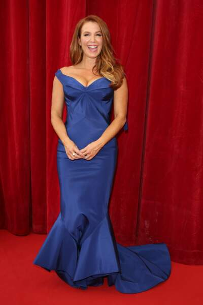 Poppy Montgomery, la star d'Unforgettable