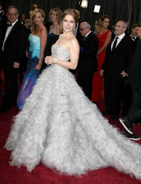 Amy Adams, nommée pour le meilleur second rôle féminin
