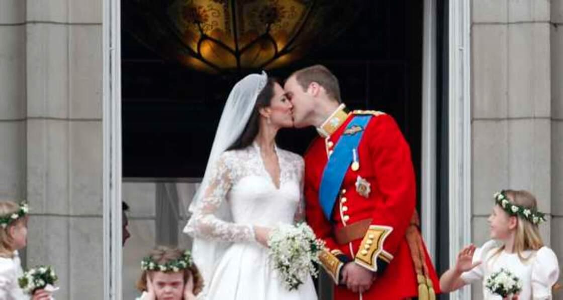 Un baiser mondialement applaudi