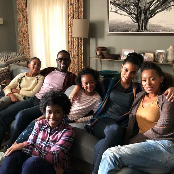 Pour le retour de la saison 3 de This is Us aux États-Unis, c'est l'heure de la photo de famille de Randall…
