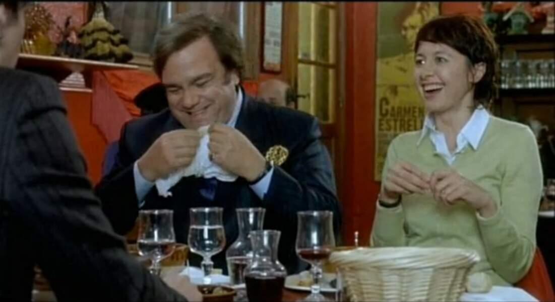 Qu'il est drôle ce Didier Bourdon ! Dans Bouquet final (2008)