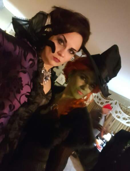 S'il y a bien un tournage  où l'univers d'Halloween est attendu c'est sur celui de Once Upon a Time