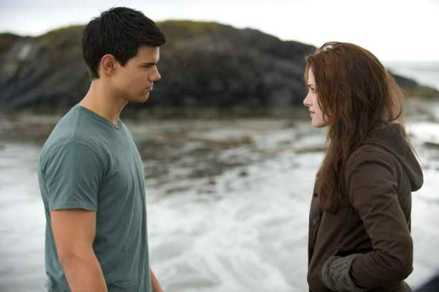 Jacob et Bella - Twilight chapitre 2 : Tentation