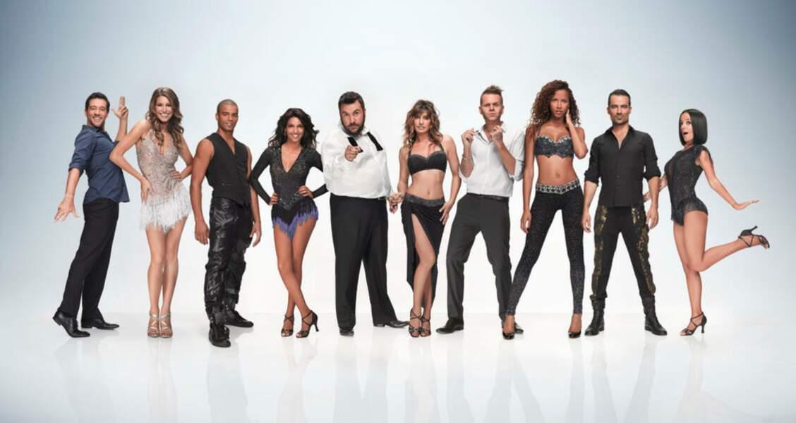 Les célébrités de la saison 4 de Danse avec les stars
