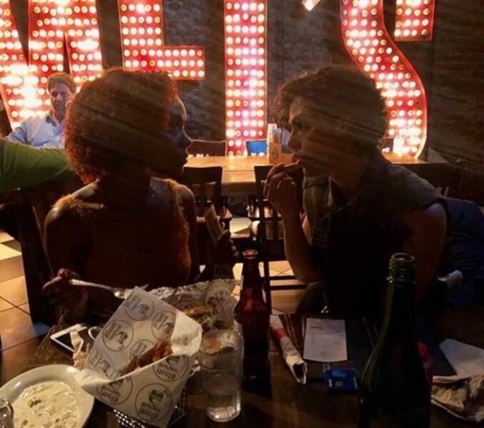 Ashleigh Murray (Josie) a bel et bien quitté Riverdale pour New York à la rencontre de Katy Keene !