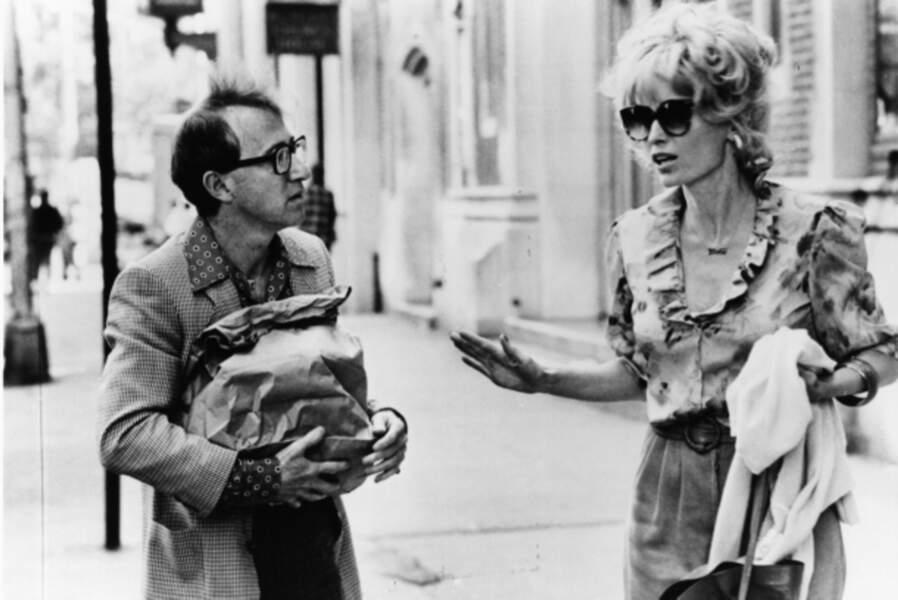 Méconnaissable et ultra-stylée dans Broadway Danny Rose (1984)