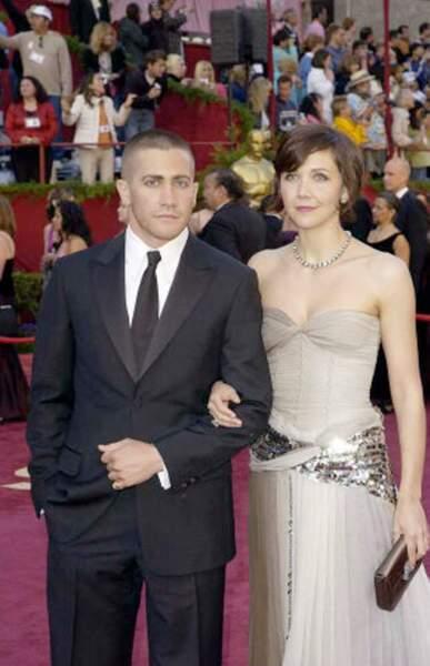 Jake et Maggie Gyllenhaal