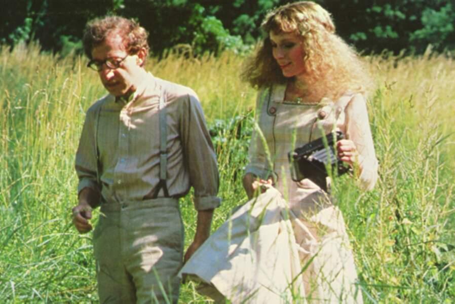 Mia Farrow, nouvelle muse, dans Comédie érotique d'une nuit d'été (1982)
