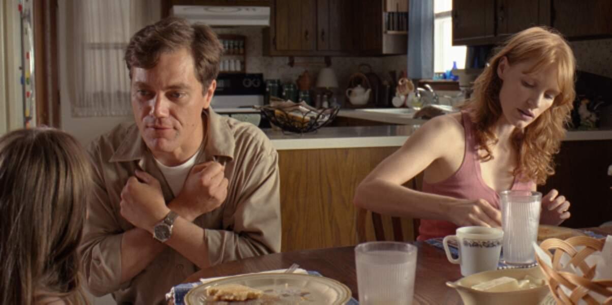 Face à la folie de son mari (joué par Michael Shannon) dans l'impressionnant Take Shelter (2012)