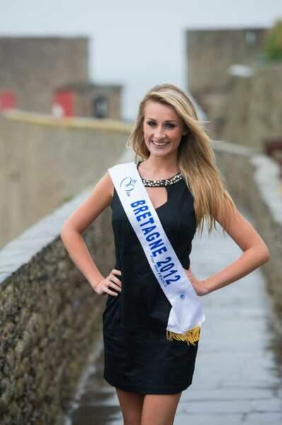 Miss Bretagne (Estelle Sabathier)
