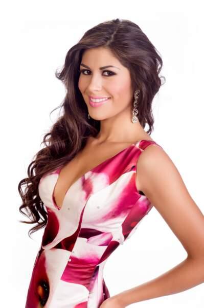 Hellen Toncio, Miss Chili 2014