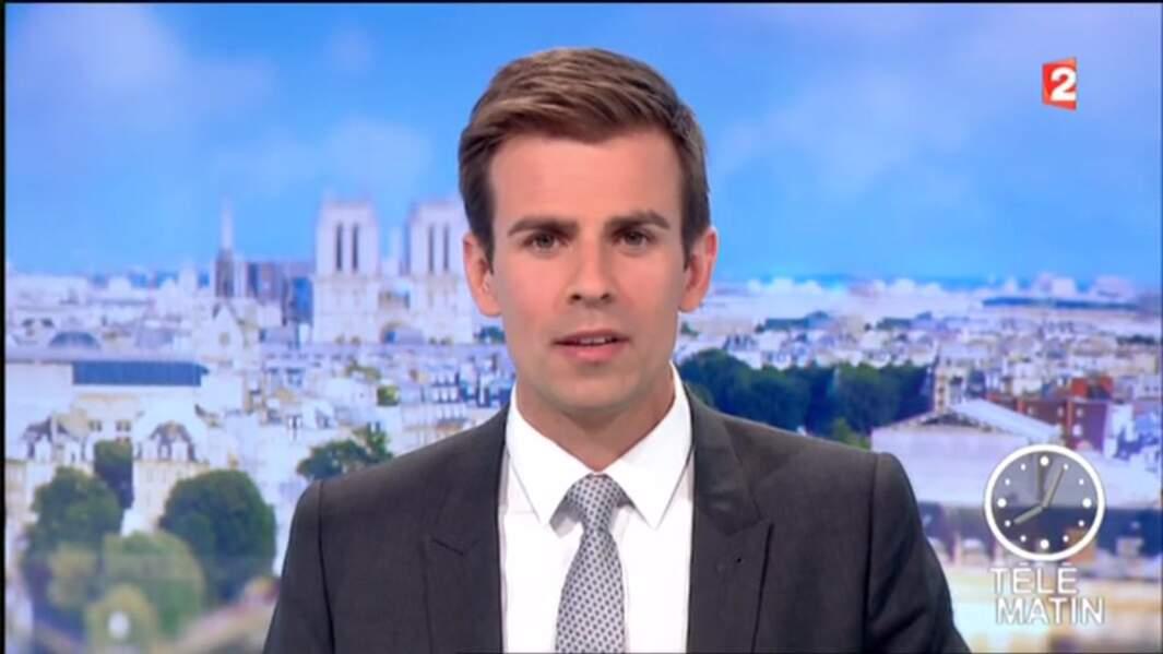 En 2013, Jean-Baptiste Marteau rejoint France 2 et remplace Laurent Delahousse durant l'été 2015.