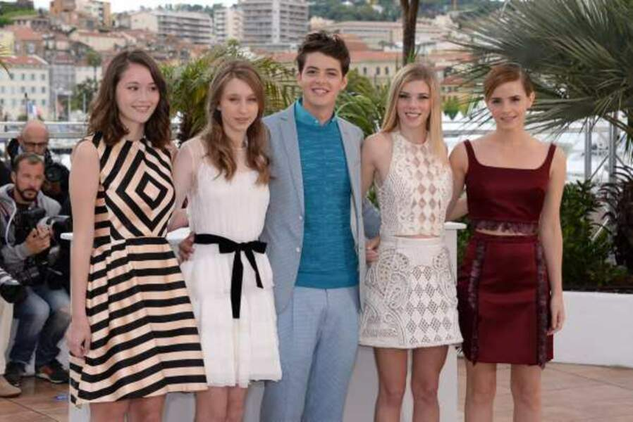 La bande d'adolescents de The Bling Ring