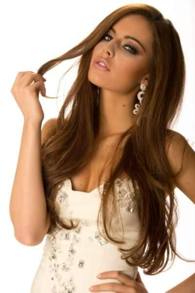 Miss République tchèque (Tereza Chlebovsk)