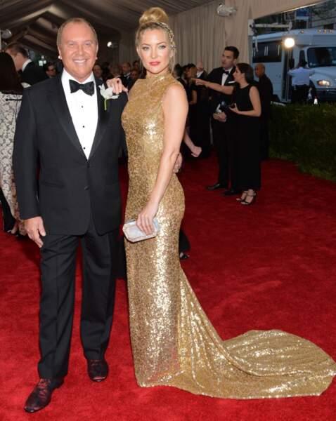 Michael Kors et Kate Hudson