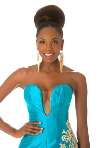 Miss Angola (Marcelina Vahekeni)