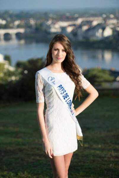 Miss Pays de Loire (Mélinda Paré)