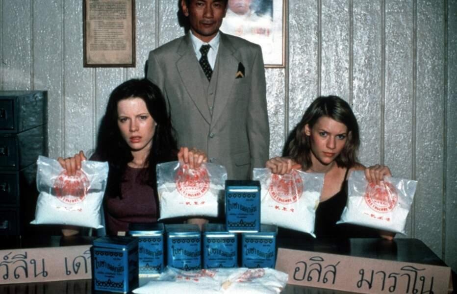 Avec toute cette farine et Claire Danes (Homeland), Kate compte faire un gros gâteau