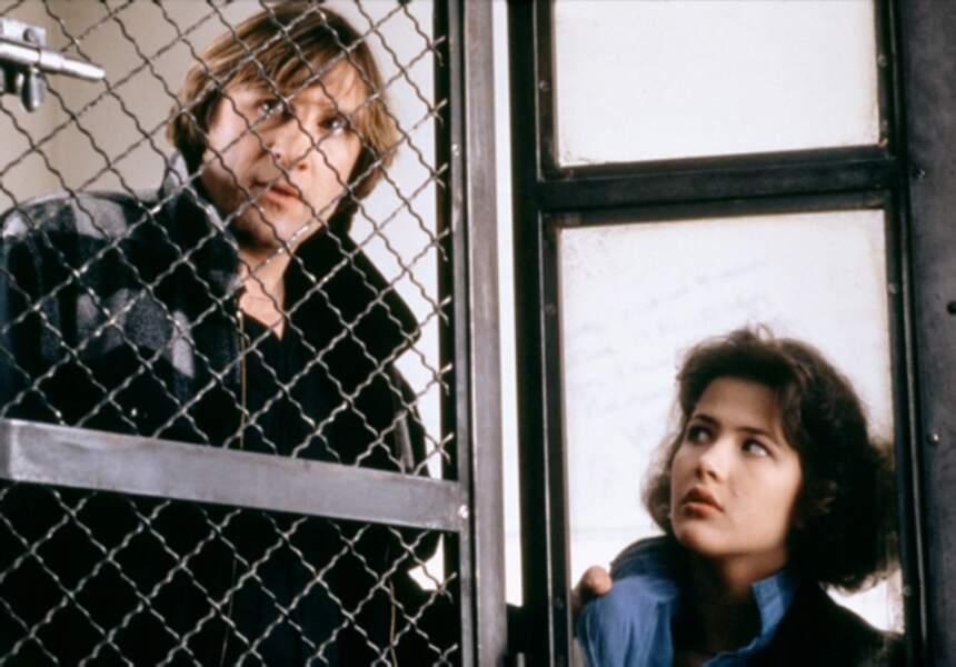 L'actrice dans Police de Maurice Pialat (1985)