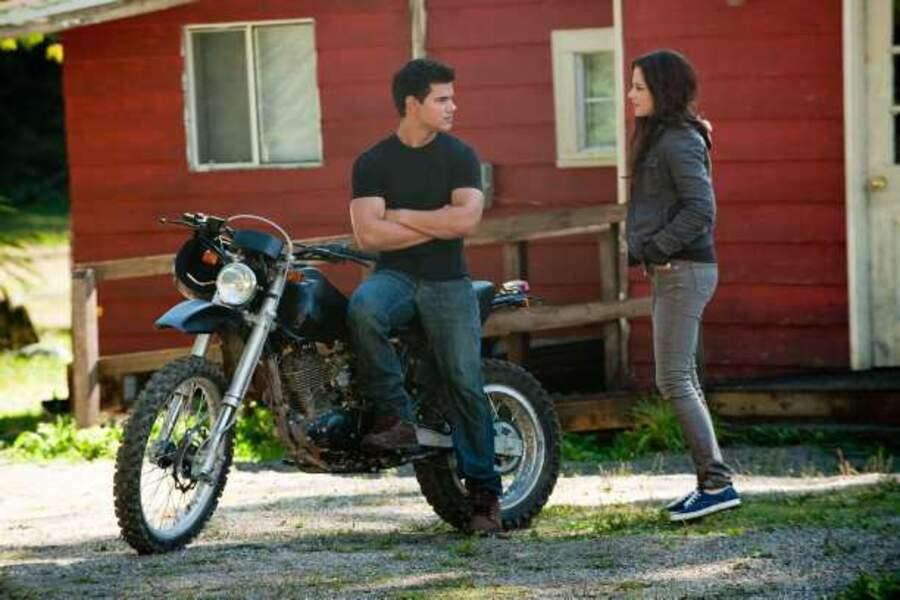 Jacob et Bella - Twilight chapitre 3 : Hésitation