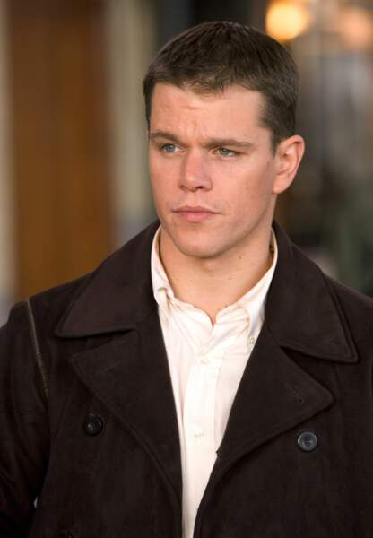 9) Matt Damon