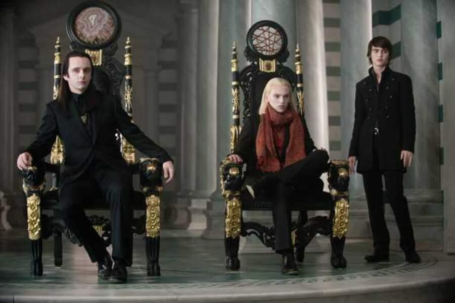 Les Volturi - Twilight chapitre 2 : Tentation