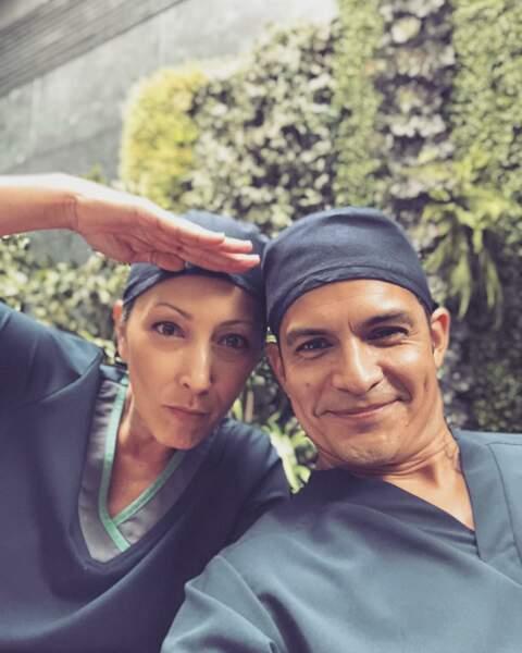 Des médecins aussi, mais pas le même hôpital : voici deux des héros de Good Doctor
