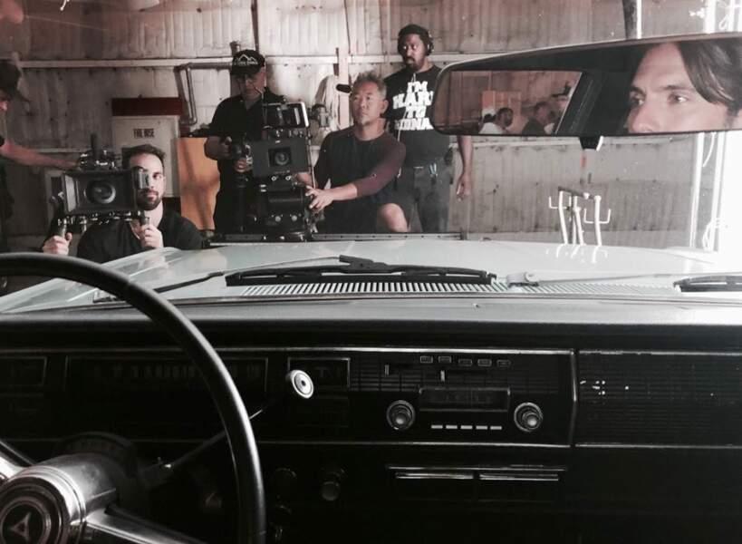 Sympa cet aperçu des coulisses dans la voiture de l'interprète de Jack Pearson !