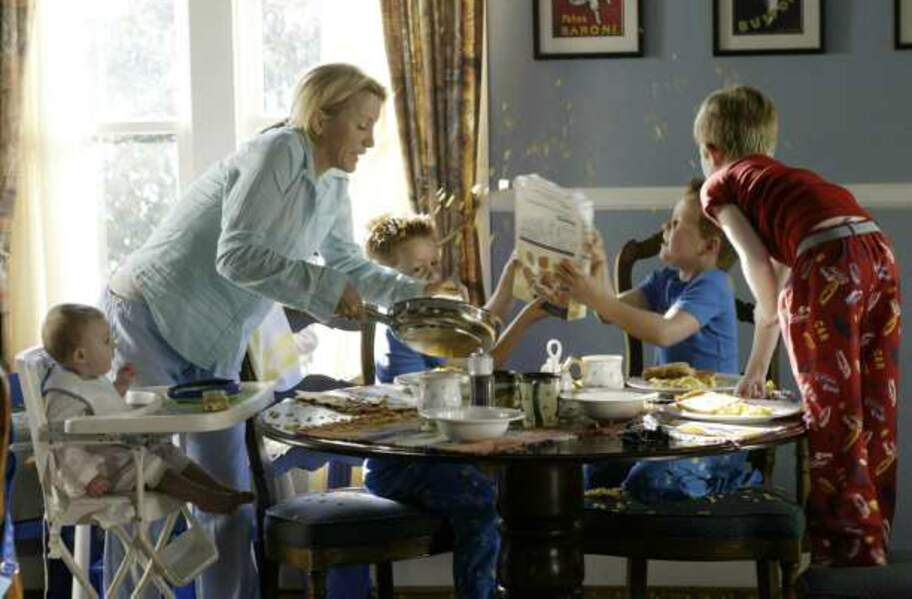 Desperate Housewives - Lynette et les enfants