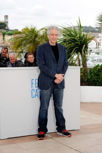 David Cronenberg présente Maps to the Stars au Festival de Cannes