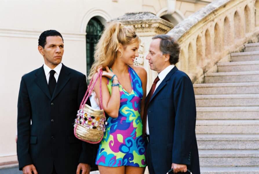 Dans La Fille De Monaco, Fabrice Luchini tombe sous le charme de Louise Bourgoin