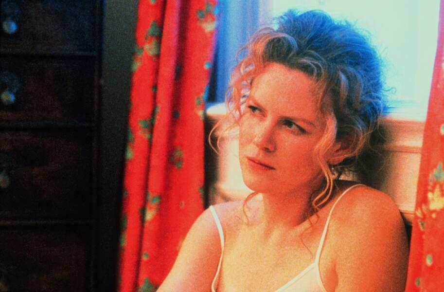 1999, elle donne encore la réplique à Tom Cruise dans Eyes Wide Shut de Kubrick