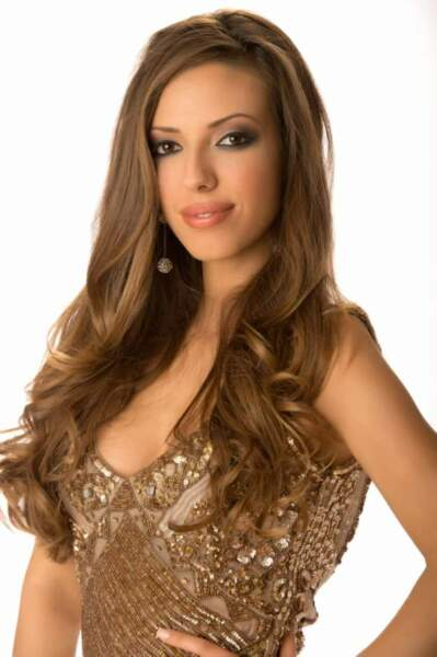 Miss Bulgarie (Zhana Yaneva)
