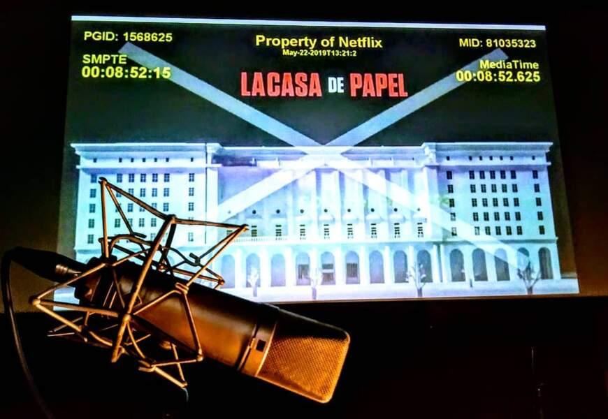 La Casa de Papel saison 3 débarque le 19 juillet sur Netflix nous rappelle Luka Peros