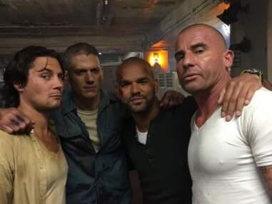 Tournages : des muscles dans Prison Break et de l'amour dans Plus belle la vie