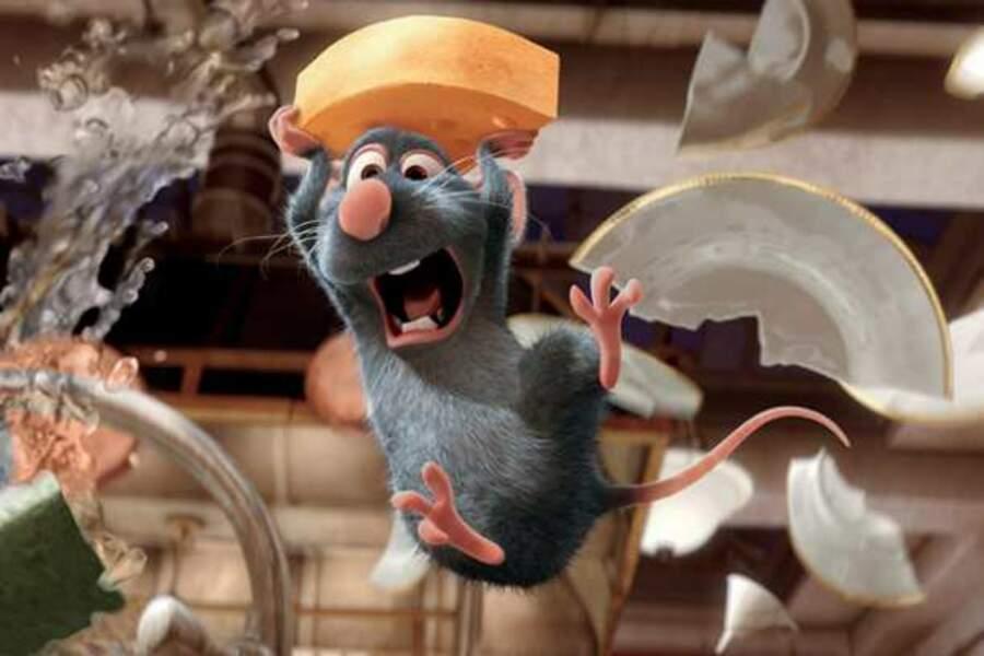 Rémy (Ratatouille, 2007)