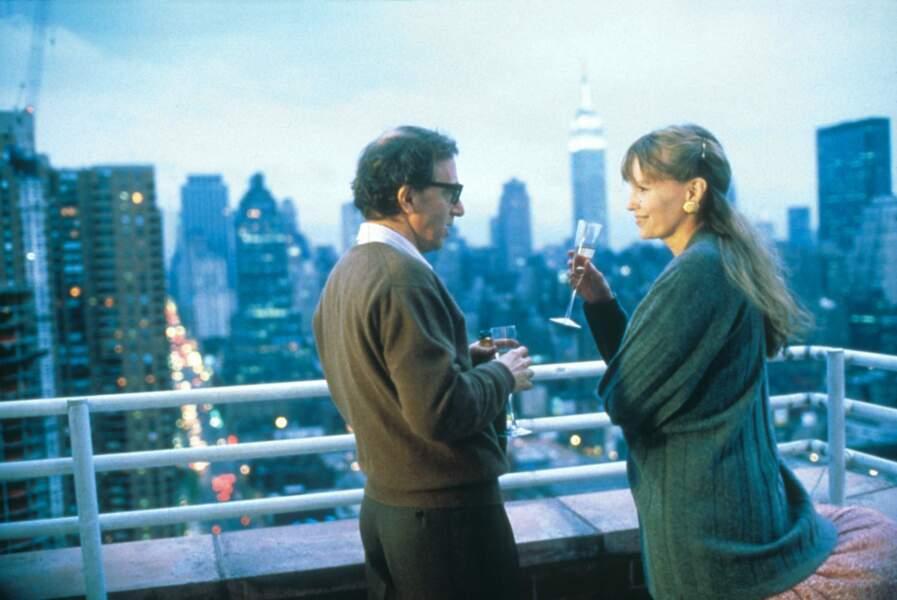 Mia Farrow, Woody Allen et la Grande Pomme dans New York Stories (1989), film à sketchs