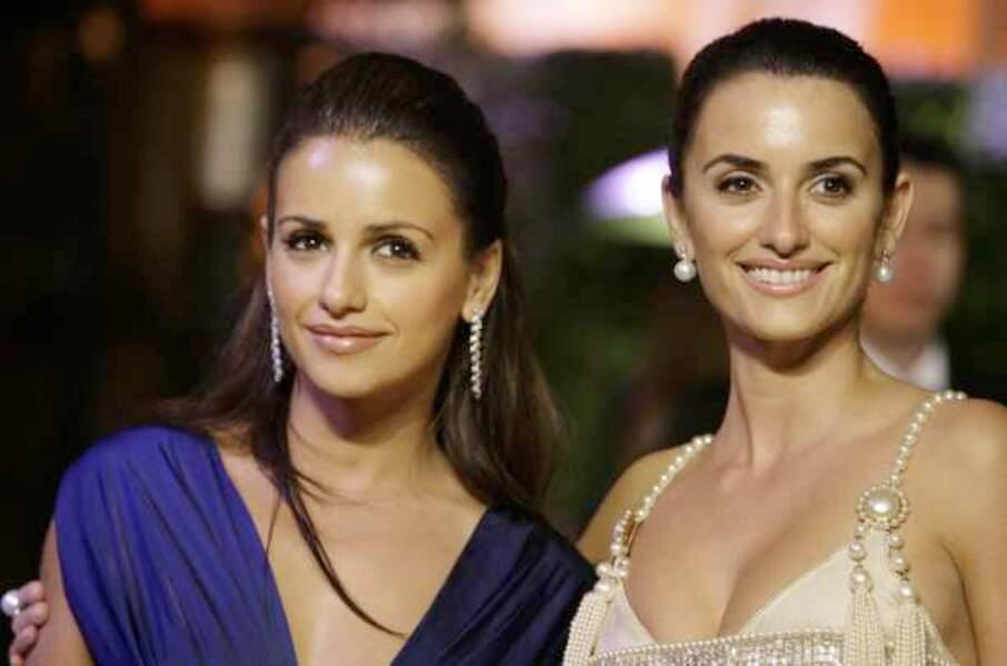 Monica et Penelope Cruz